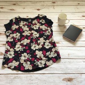 [Ann Taylor Petite] Floral Top